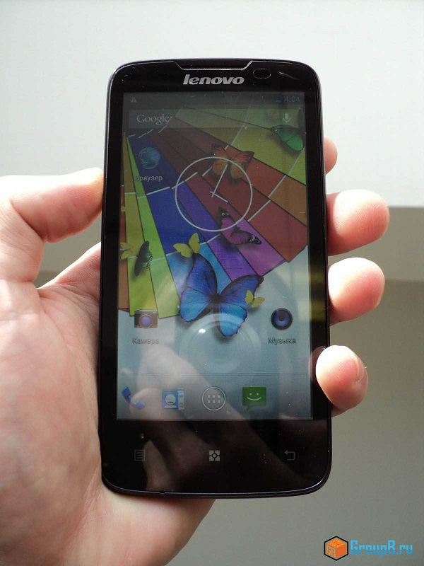 lenovo a820 обзор