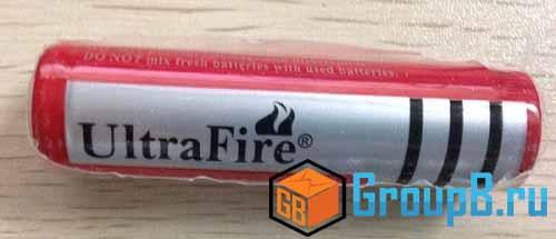 UltraFire E17 обзор