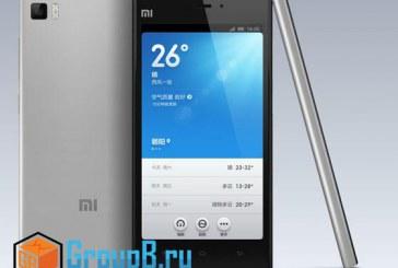 Презентация Xiaomi Mi3 или небольшой обзор