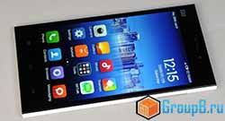 Xiaomi Mi3 — 262.99$+SG+silicon+screen
