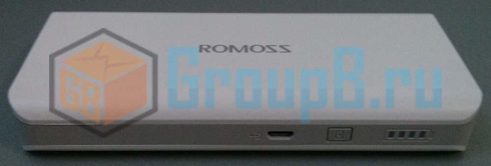 Romoss Sense 4 10400mah