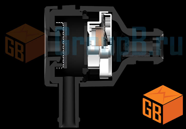 Xiaomi black piston
