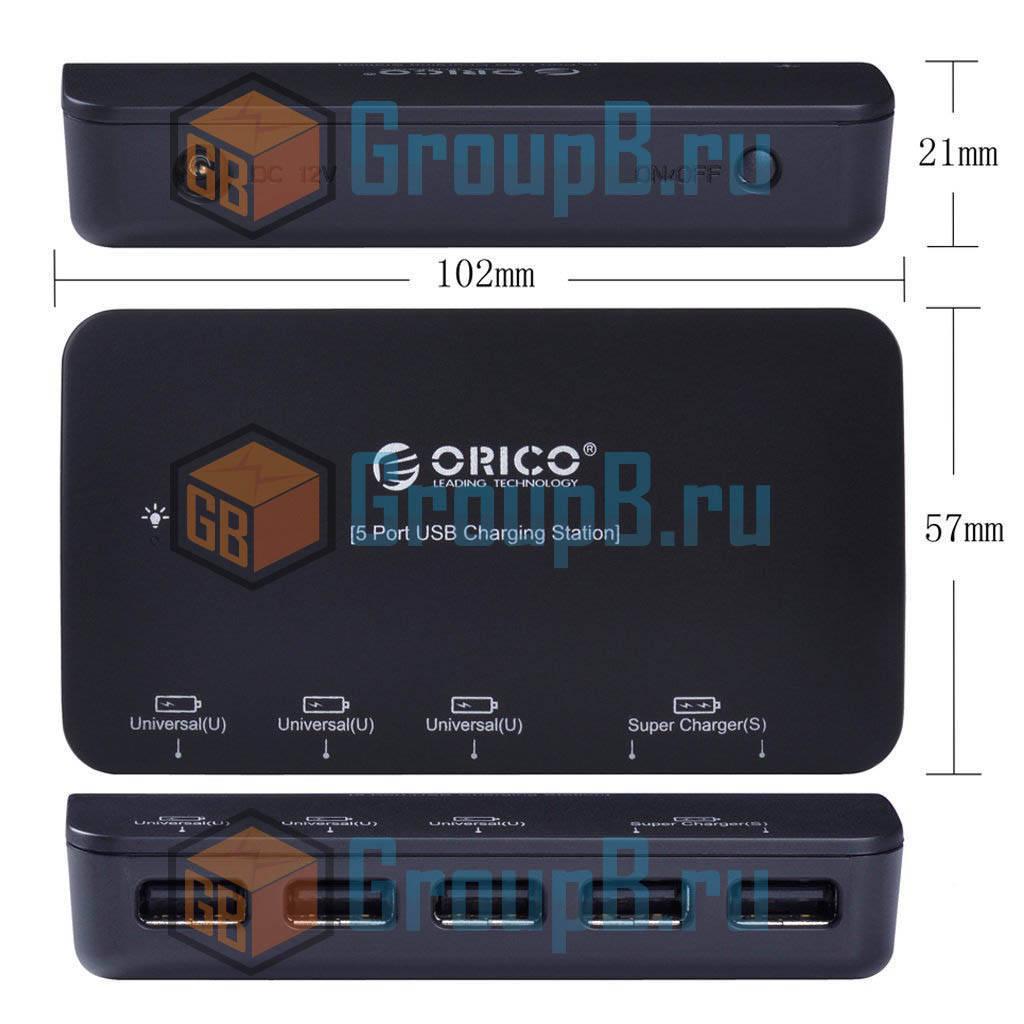 ORICO DCP-5U