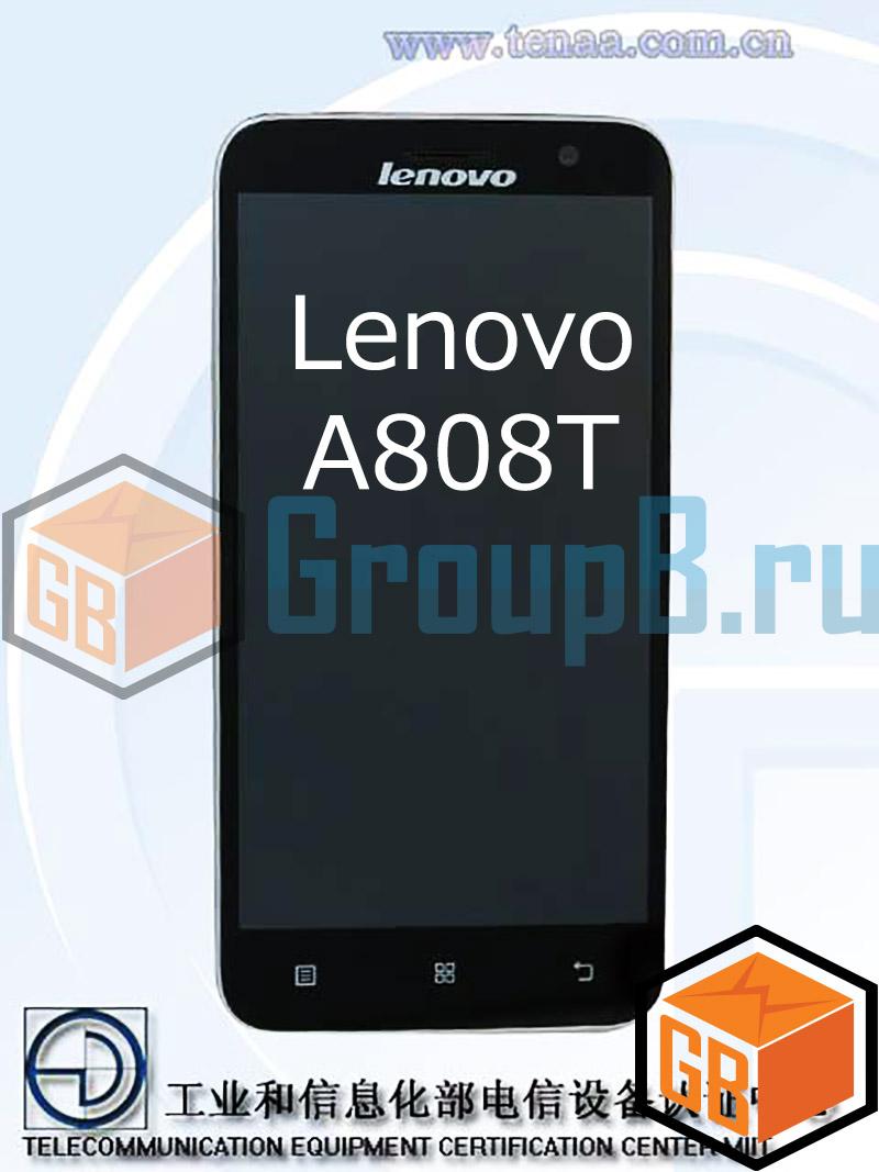 Lenovo a808t
