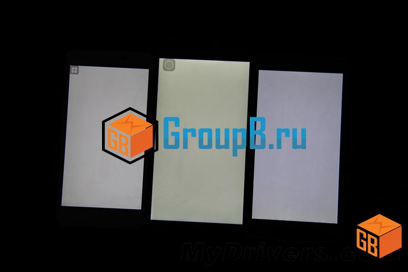 Lenovo K920 дисплей