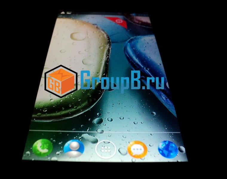 Lenovo A830 дисплей