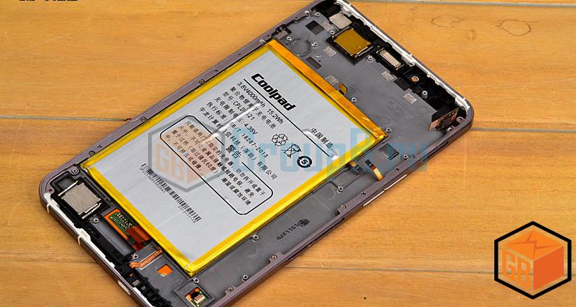 coolpad halo батарея