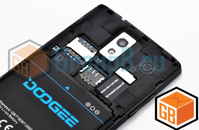 Doogee DG450