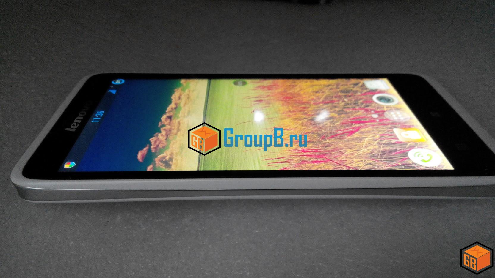 lenovo a656 display