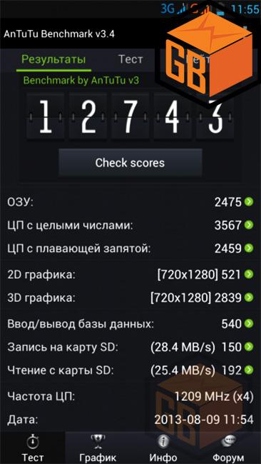 lenovo s820 antutu