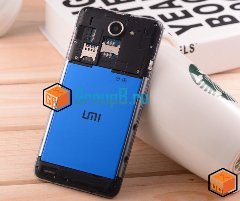 Umi c1 аккумулятор