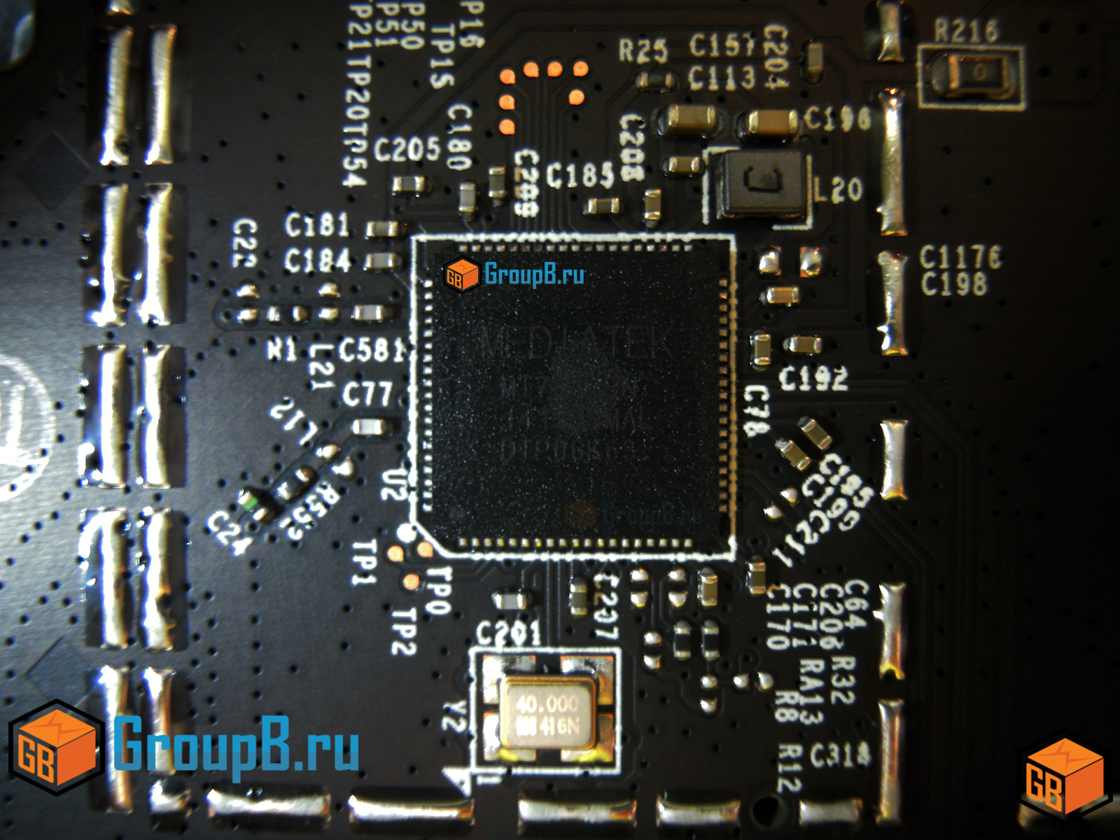 xiaomi wifi disassembly