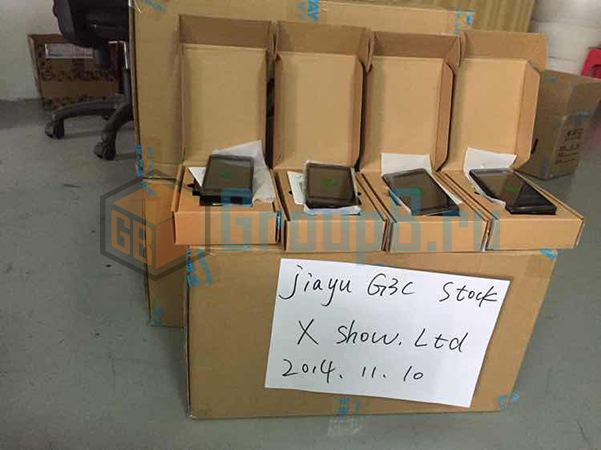 Jiayu G3C