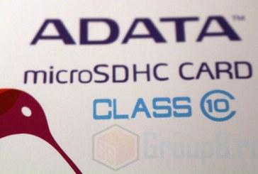 Обзор фейковой СД карты ADATA Class 10