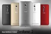 Анонс Asus ZenFone 2