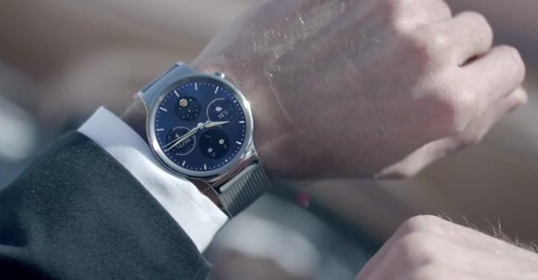 Часы Хуавей