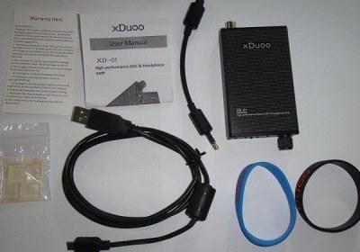 Xduoo XD-01