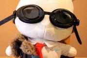 Мягкая игрушка от Xiaomi— Mitu Aviator
