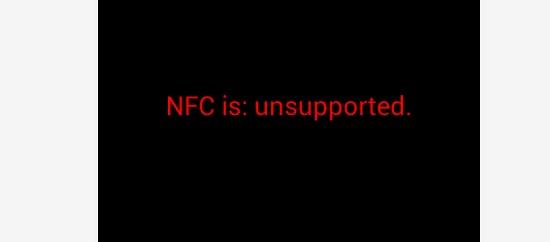 NFC в Lenovo