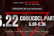 CooliCool— 5 лет
