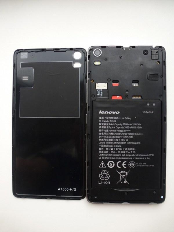 Lenovo S8 A7600