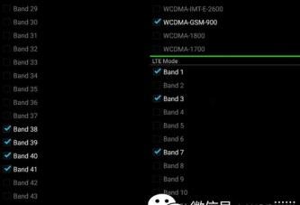 Xiaomi Note 2 TD— поддерживает WCDMA и 2600МГц?