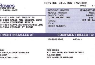 Invoice— что это и зачем он нужен?