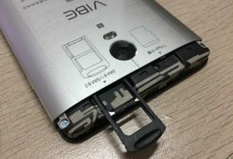 Lenovo Vibe P1— первые фото