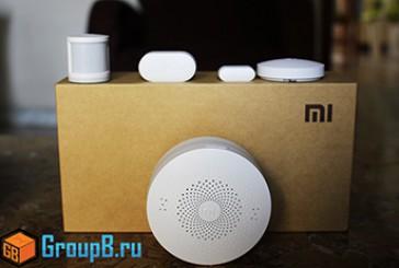 Обзор сигнализации Xiaomi Alarm| Sensor