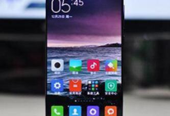Выпуск Xiaomi Mi 5 ожидается до конца этого года