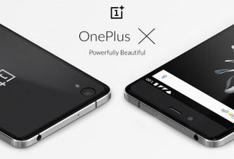 OnePlus X— официально вышел