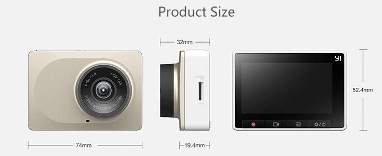 Xiaomi Yi 1080P