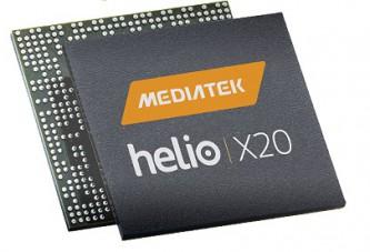 Результаты тестов Mediatek Helio X20