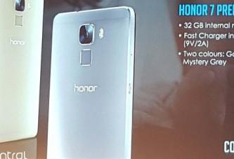 Honor 7 Premium Edition