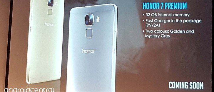 Honor 7 Premium Edition
