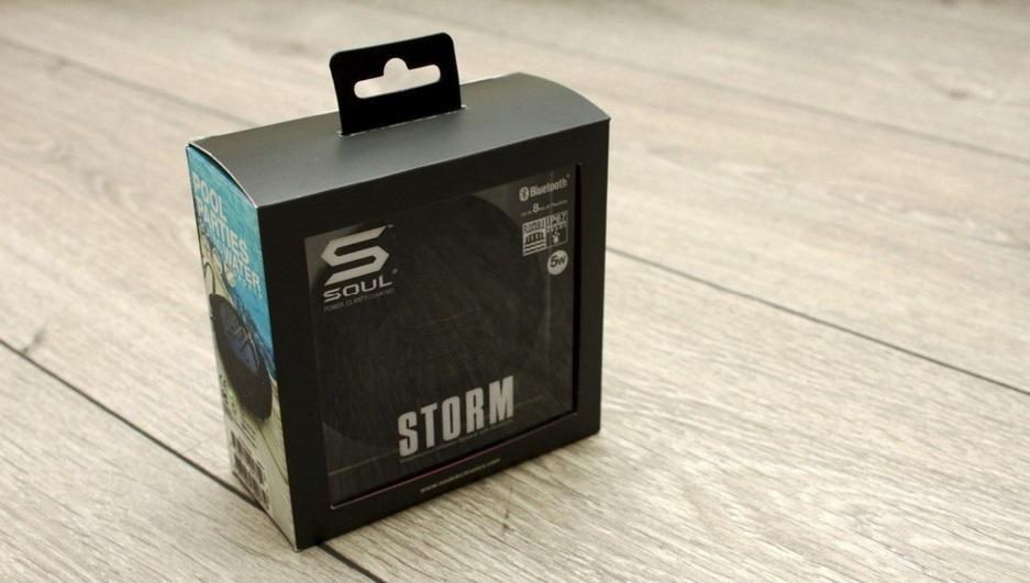 Storm Speaker