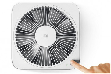 Xiaomi Smart Mi Air Purifier II — 94$