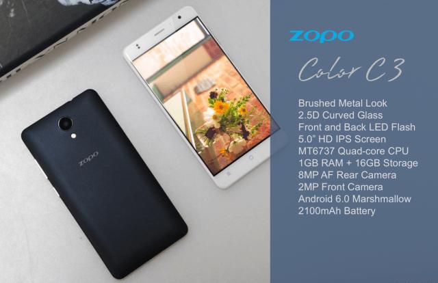 Zopo Color F2