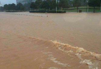 Наводнения в Китае cтали причиной задержек в Lenovo