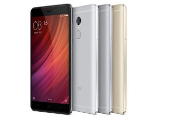Xiaomi RedMi Note 4 — 139.99$