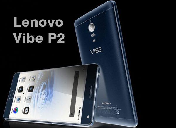 Lenovo vibe p2