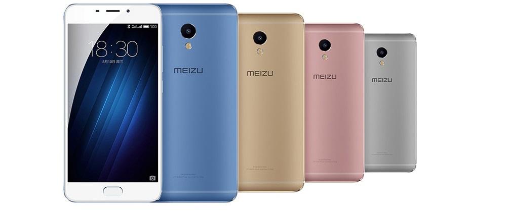Meizu M3E