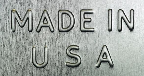 apple производство США