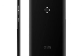 6-дюймовый Elephone Max с двойной камерой и Android Nougat
