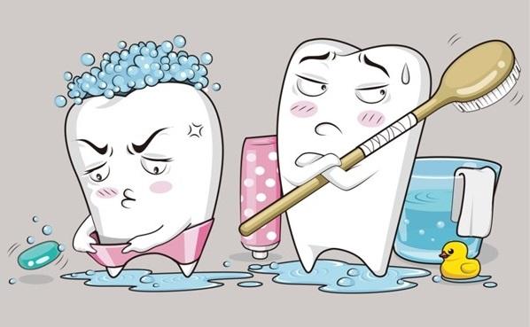 Электрическая зубная щетка от Xiaomi