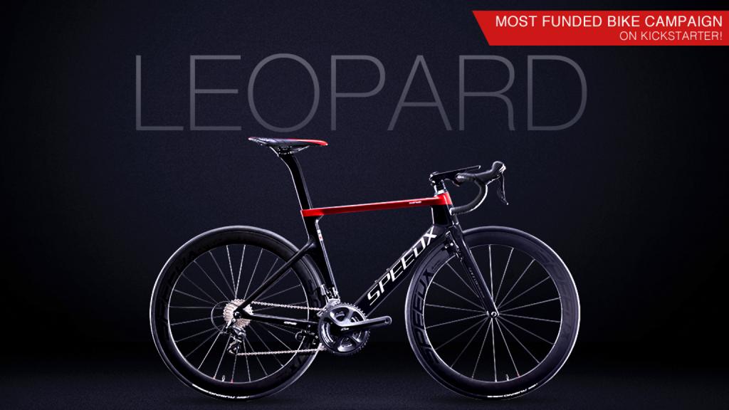 SpeedX Leopard