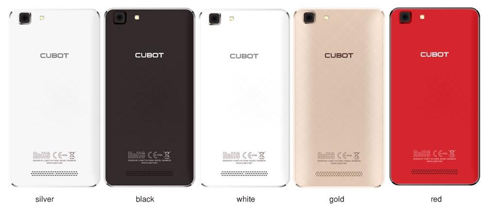 Cubot Rainbow 2