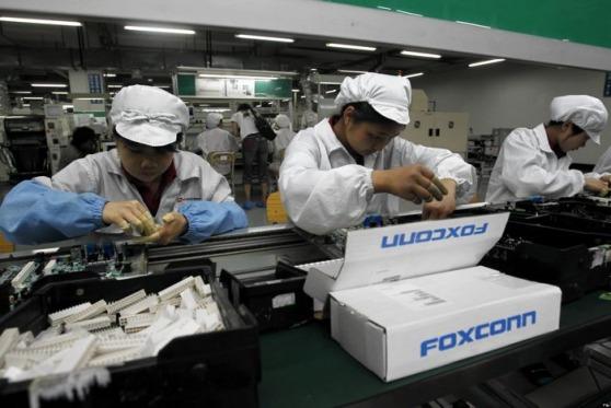 foxconn foxrobot