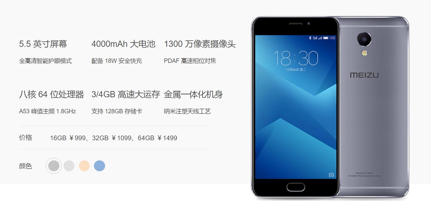 Meizu подняли цены