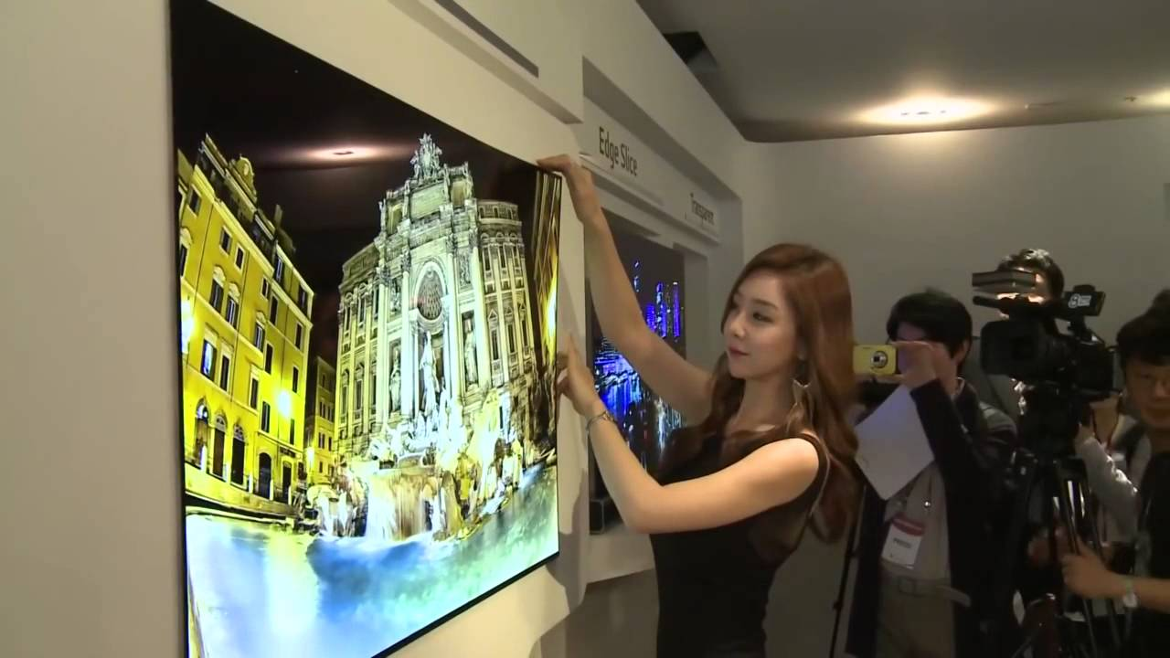 LG W7 OLED